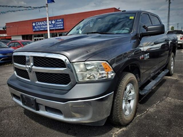 2015 DODGE RAM 1500 ST   HEMI   4X4   ONE OWNER in London, Ontario