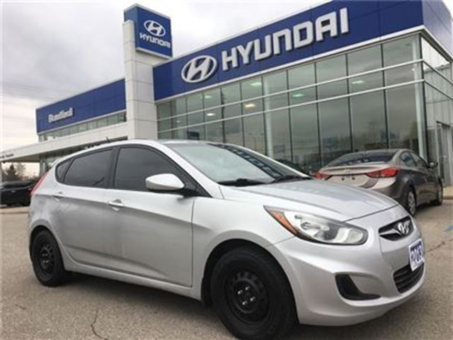 2013 HYUNDAI ACCENT - in Brantford, Ontario
