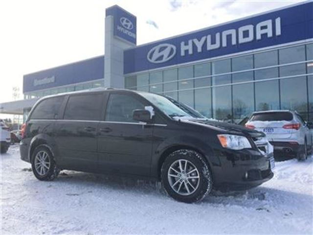 2015 DODGE GRAND CARAVAN SE/SXT in Brantford, Ontario