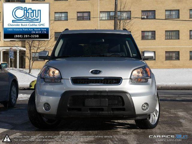 2011 KIA SOUL 2.0L 4u at in Toronto, Ontario