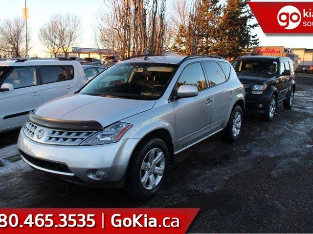 2006 NISSAN Murano $96 B/W PAYMENTS!!! FULLY INSPECTED!!!! in Edmonton, Alberta
