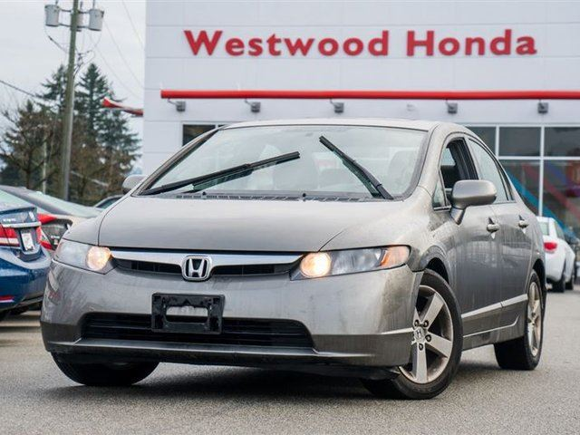 2007 HONDA CIVIC EX in Port Moody, British Columbia