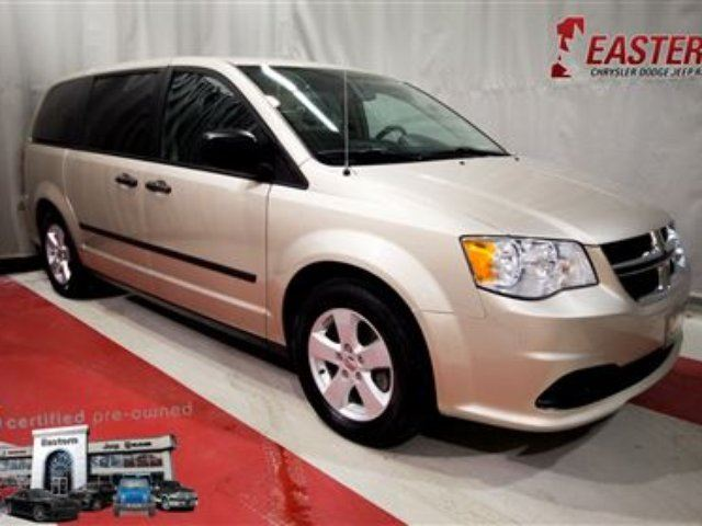 2014 DODGE GRAND CARAVAN - in Winnipeg, Manitoba