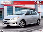 2014 Toyota Matrix TOURING FWD ALLOYS AND OFF-LEASE in Collingwood, Ontario