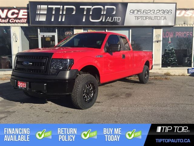 2013 FORD F-150 XL ** Long Box, 5.0L V8, 4x4 ** in Bowmanville, Ontario
