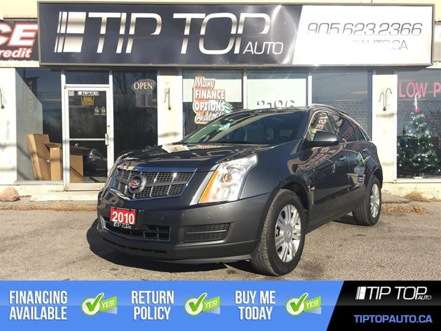 2010 CADILLAC SRX 3.0 Luxury ** AWD, Remote Start, Leather, Pano  in Bowmanville, Ontario