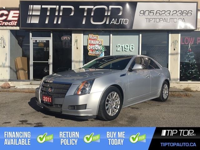 2011 CADILLAC CTS Leather ** Pano Sunroof, Remote Start, Full Lea in Bowmanville, Ontario
