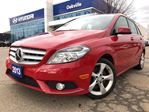 2013 Mercedes-Benz B-Class 2.0L  LEATHER  CAM  HEATED SEAT  NO ACCIDENT in Oakville, Ontario