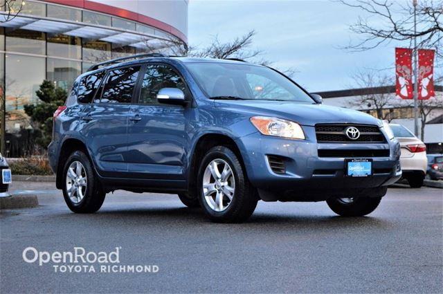 2012 TOYOTA RAV4 JUST ARRIVED! in Richmond, British Columbia