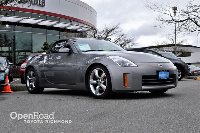 2009 NISSAN 350Z JUST ARRIVED! in Richmond, British Columbia
