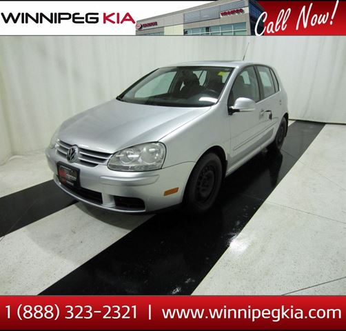 2007 VOLKSWAGEN RABBIT 5-Door in Winnipeg, Manitoba