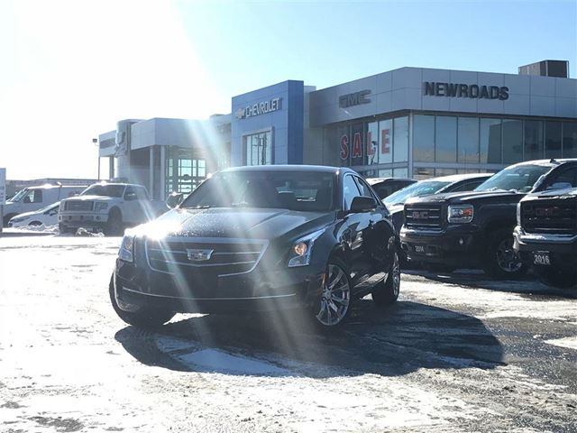 2017 CADILLAC ATS 2.0L Turbo Luxury 2.0L Turbo Luxury, AWD, Nav, No Accidents in Newmarket, Ontario