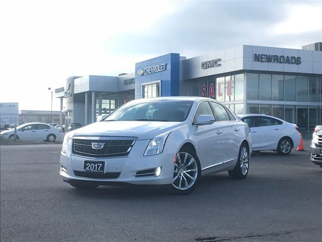 2017 CADILLAC XTS Luxury Luxury, AWD, NAV, NO ACCIDENTS in Newmarket, Ontario