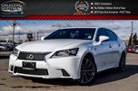 2014 Lexus GS 350 AWD Navi Sunroof Backup Cam Bluetooth Leather Heat and Cool FRT Seats 18Alloy Rims in Bolton, Ontario