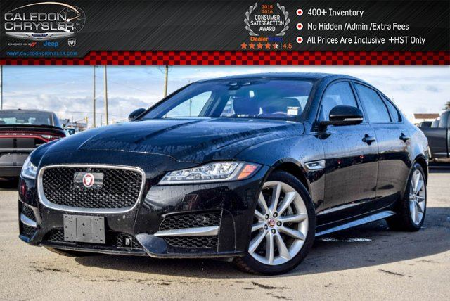 2017 JAGUAR XF 35t R-Sport AWD Only 10232 Km Navi Sunroof Backup Camera Bluetooth Heated Front Seats 19Alloy Rims in Bolton, Ontario
