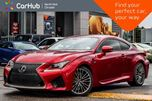 2016 Lexus RC F  Premium,Nav/Mark Levinson Pkgs Sunroof Keyless Go 19Alloys in Thornhill, Ontario