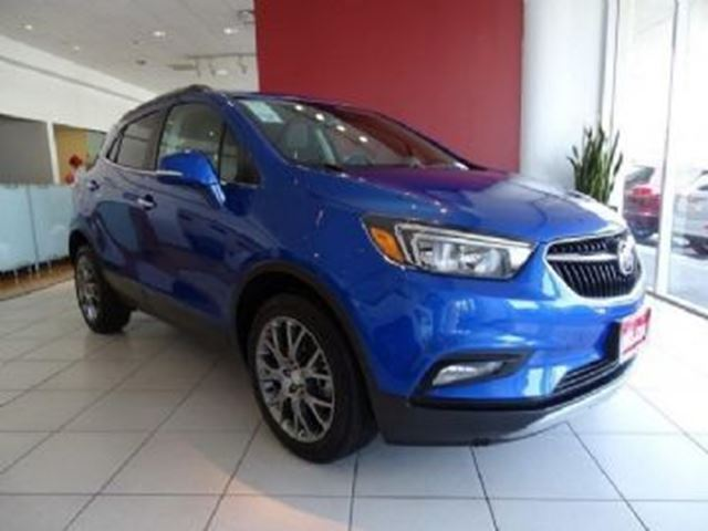 2017 BUICK ENCORE All Wheel Drive in Mississauga, Ontario