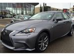2015 Lexus IS 250 AWD    F1 SPORT in Mississauga, Ontario