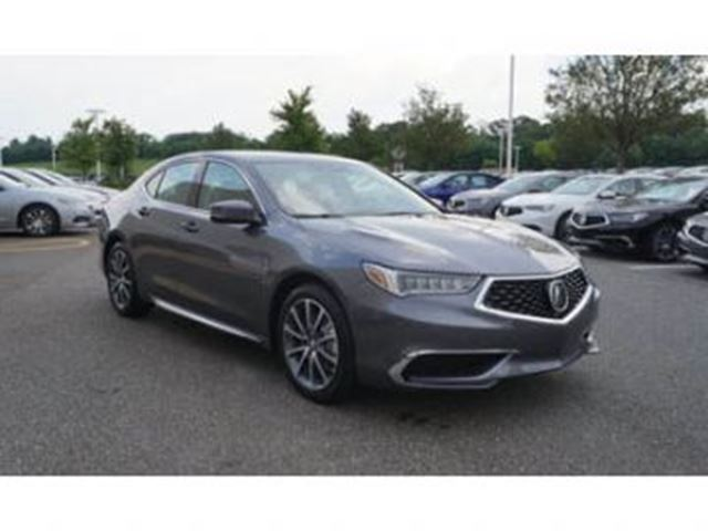 2018 ACURA TLX TLX TECK in Mississauga, Ontario
