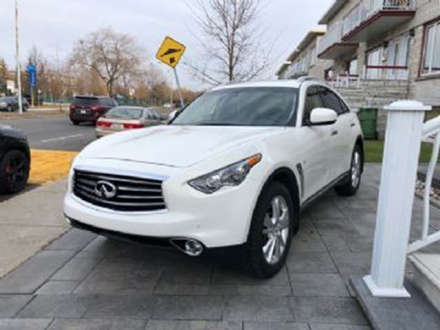 2015 INFINITI QX70 AWD Fully Loaded in Mississauga, Ontario