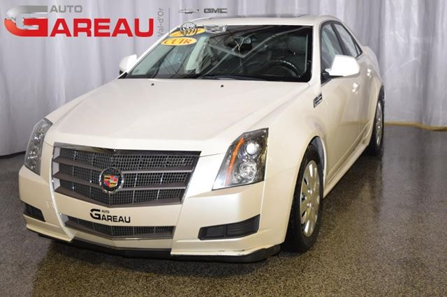 2010 Cadillac CTS           in Val-D'Or, Quebec