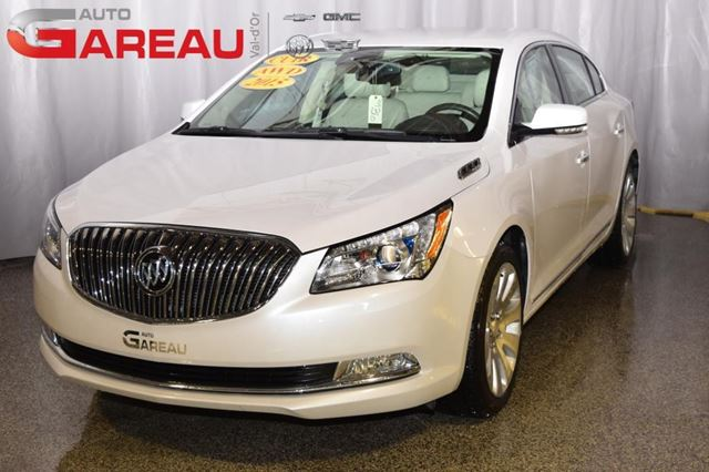 2015 Buick LaCrosse Leather in Val-D'Or, Quebec