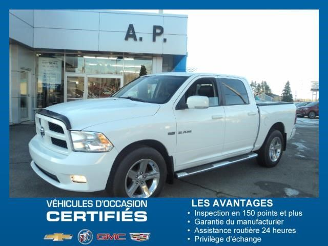 2010 Dodge RAM 1500 Laramie in New Richmond, Quebec