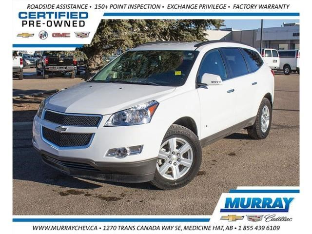2010 CHEVROLET Traverse 2LT in Medicine Hat, Alberta