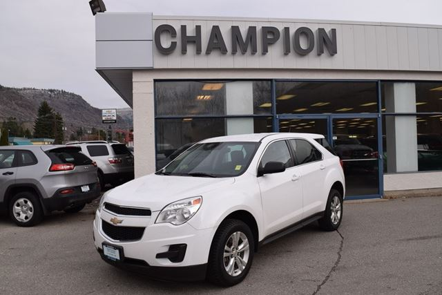 2012 CHEVROLET EQUINOX LS in Trail, British Columbia