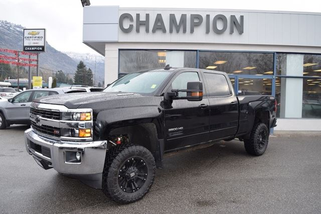 2015 CHEVROLET SILVERADO 3500  LT in Trail, British Columbia