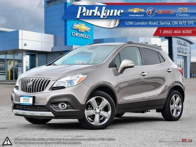 2014 BUICK ENCORE Leather in Sarnia, Ontario