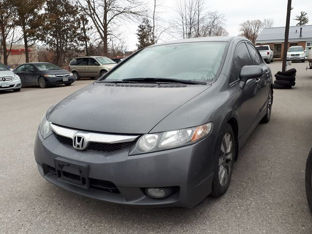 2009 Honda Civic  EX-L in Keswick, Ontario