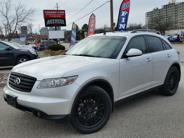2008 INFINITI FX35 AWD in Waterloo, Ontario