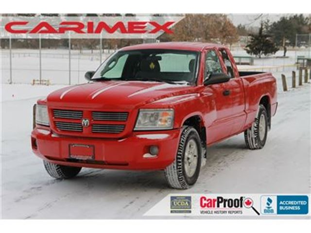 2008 DODGE DAKOTA ST   V6   CERTIFIED in Kitchener, Ontario