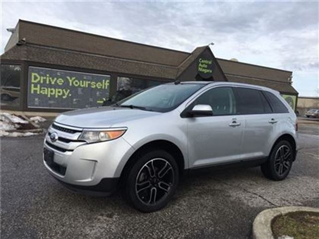 2014 FORD EDGE SEL / NAVIGATION / SUNROOF / SPORT APPEARANCE PKG in Fonthill, Ontario
