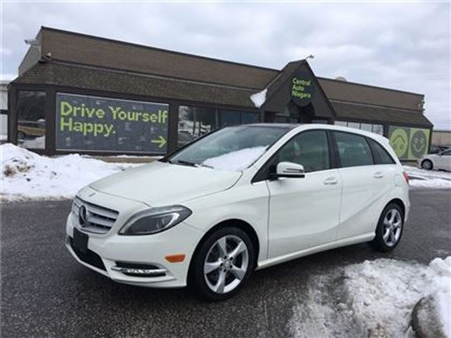 2014 MERCEDES-BENZ B-CLASS 250 Sports Tourer/ SUNROOF / BACK UP CAMERA in Fonthill, Ontario