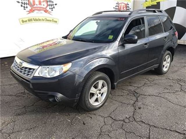 2012 SUBARU FORESTER X in Burlington, Ontario