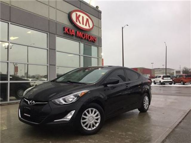 2015 HYUNDAI ELANTRA GLS ROOF ALLOYS in Cambridge, Ontario