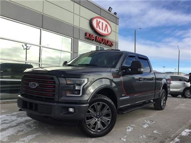 2016 FORD F-150 Lariat Sport Special Edition NAV ROOF LOADED in Cambridge, Ontario