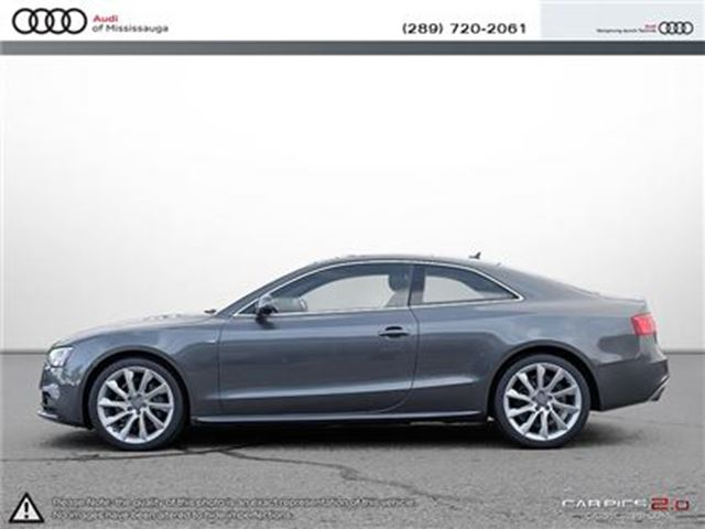2014 AUDI A5 2.0 Technik in Mississauga, Ontario
