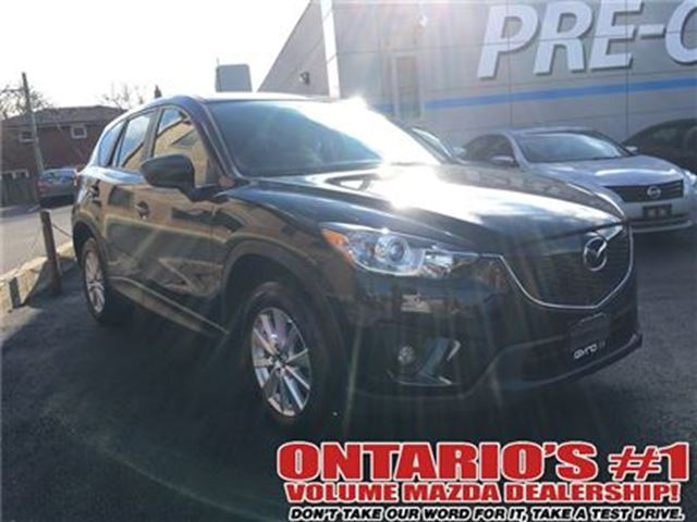 2014 MAZDA CX-5 GS in Toronto, Ontario