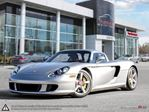 2005 Porsche Carrera GT $688,888 USD   CANADIAN VEHICLE   CAR-PROOF CLEAN in Mississauga, Ontario