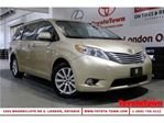 2014 Toyota Sienna FULLY LOADED LIMITED AWD LEATHER NAVIGATION in London, Ontario