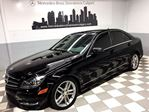 2014 Mercedes-Benz C-Class C300 4MATIC Panoramic Roof Avantgarde Bi-Xenon+ in Calgary, Alberta