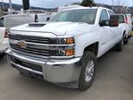 2017 Chevrolet Silverado 3500  LT 4x4 Crew Cab 167.7 in. WB SRW in Kamloops, British Columbia