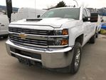 2017 Chevrolet Silverado 3500  LT 4x4 Crew Cab 153.7 in. WB SRW in Kamloops, British Columbia