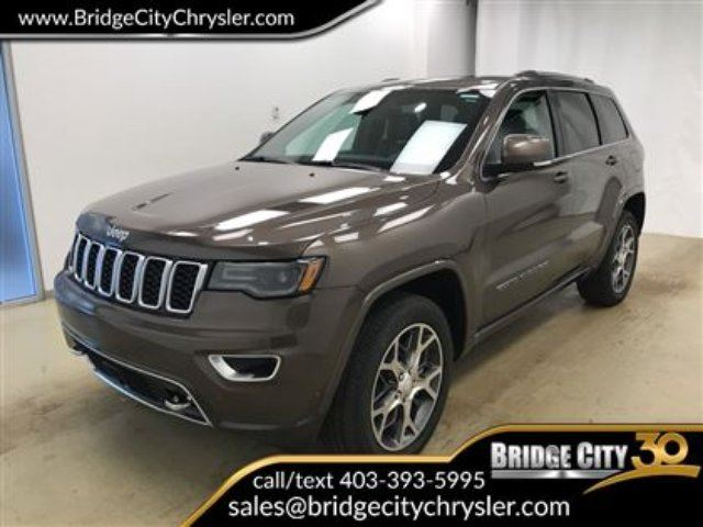 2018 JEEP GRAND CHEROKEE Limited in Lethbridge, Alberta