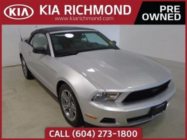 2010 FORD MUSTANG V6 in Richmond, British Columbia