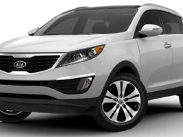 2012 KIA SPORTAGE AWD SX TURBO Navigation (GPS), Leather, Heated Seats, Back-up Cam, A/C, - Edmonton in Sherwood Park, Alberta