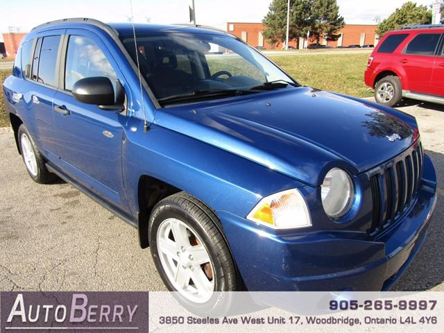 2009 JEEP COMPASS North Edition - 2.0L - FWD in Woodbridge, Ontario